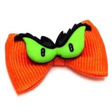 Halloween Peepers Bow