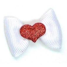 Valentine Sweet Hearts - White