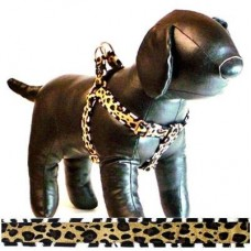 Jungle Boogie Dog Harness with Leash