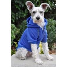 Dog Hoodie - Royal