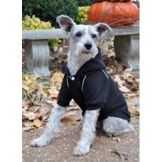 Dog Hoodie - Black