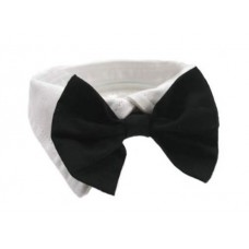 Wedding Bow Tie - Black