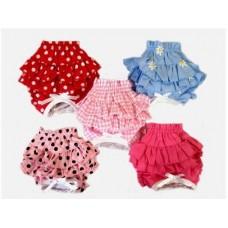 Ruffled Panties