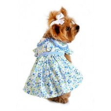 Blue Belle Dress