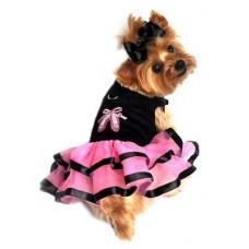 Ballerina Slipper Dress