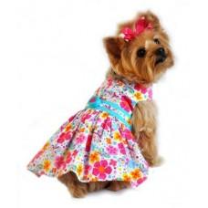 Fiesta Floral Dress