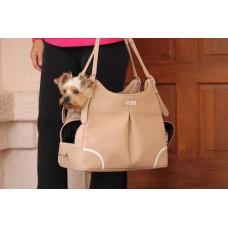 Mocha Pebble Carry Bag