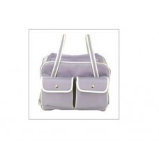 Boarding Pet Tote - Lavender