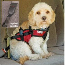 Deluxe Dog Car Harness