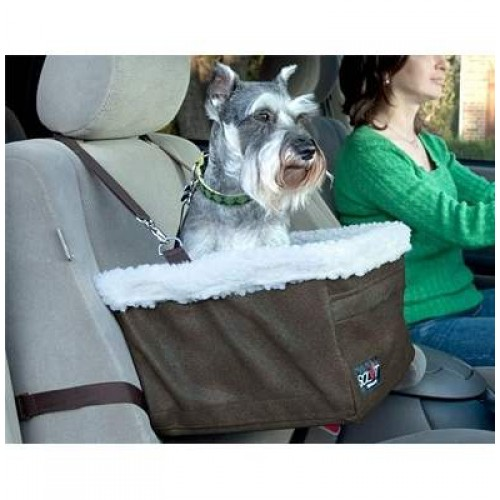 Large Dog Booster Plush Seat