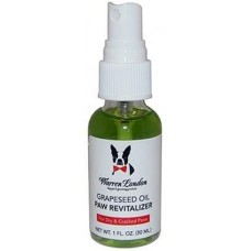 Grapeseed oil Paw Revitalizer by Warren London