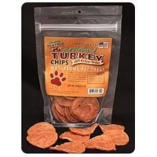 Dog Treats - Turkey Chips