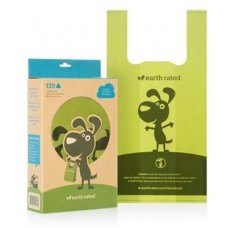 Poop Bags With Handle Unscented