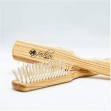 Olive Wood Dematting Brush by Dog Fashion Spa