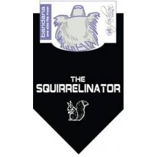 Squirrelinator Dog Bandana