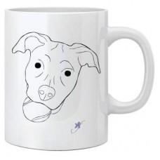 Dog With A Ball Mug