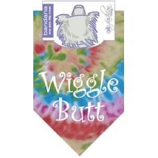 Wiggle Butt Dog Bandana
