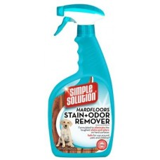 Hard Floors Stain Odor
