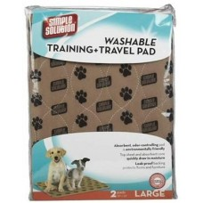 Washable Travel Pads - 2pk