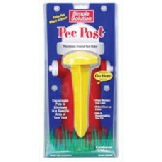 Pee Post  - Yard