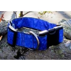 Dog collar - Batik