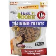 Health Bone Training Treats Chicken Formula 6.17 oz.