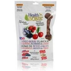 Health Bone Mixed Berry Formula All Natural - Medium Bones 14 oz.