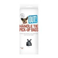 OUT! Handle Tie Bags 50 ct. Pack