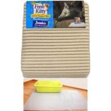 Jumbo Foam Cat Litter Mat