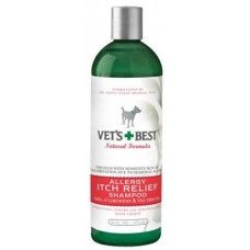 Allergy Itch Relief Shampoo