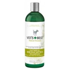 Oatmeal Medicated Shampoo