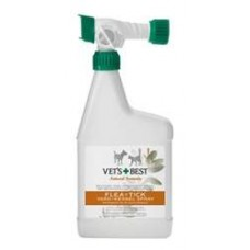 Natural Flea Tick Yard Spray