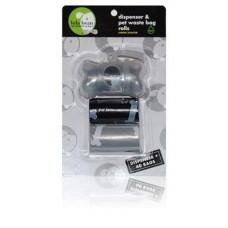 Clear Bone Dispenser - Gray Bags