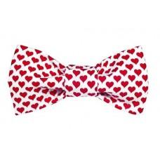 Bow Tie - Hearts
