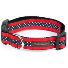 Red/Black Mini Polka Collection