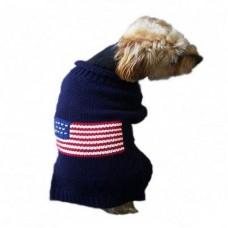 Patriotic Pup Sweater