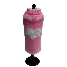 Sweetheart Sweater - Pink