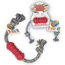 Dental Kong Toy with Rope
