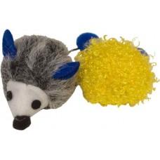 Hedgehog 'n Ball Catnip Toy Duo