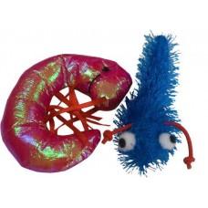 Shrimp 'n Tadpole Toy Duo