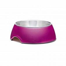 Shimmer Dog Bowl - Pink