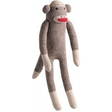 Multipet Sock Monkey