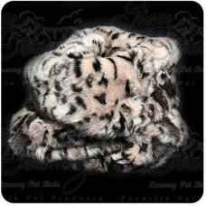 3 Way Bed - Leopard