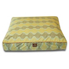 Spirals Rectangle Bed Cover Only