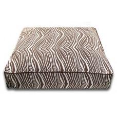 Brown Zebra Cover