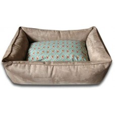Camel Lounge Bed - Diamond Cover