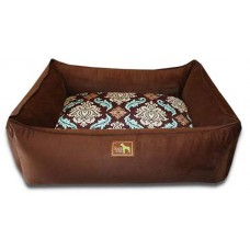 Chocolate Lounge Bed - Windsor Cover