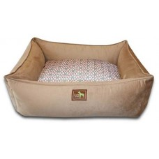 Camel Lounge Bed - Spice Cover