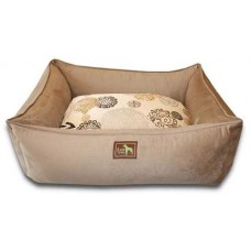 Camel Lounge Bed - Zen Cover