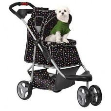 Monogram Pet Stroller